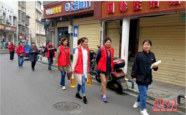 裕南街社区:党员以学促行,用行动引领社区发展