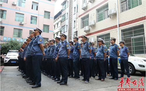 常宁市交通运输综合行政执法大队正式成立