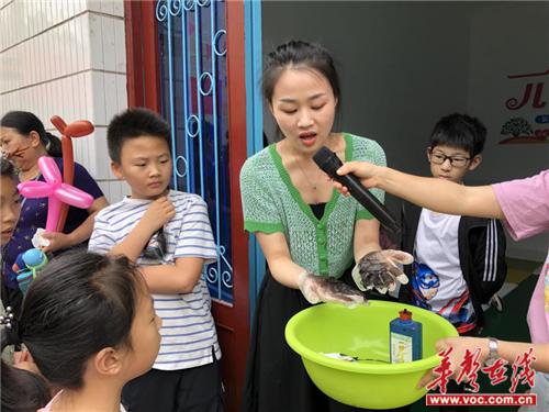 """唐洲社区:儿童之家今天""""嗨翻天""""啦!"""