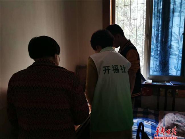 东风路街道:心系困境儿童,情暖困难家庭